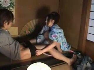 Japansk familie (brother og sister) sex part02