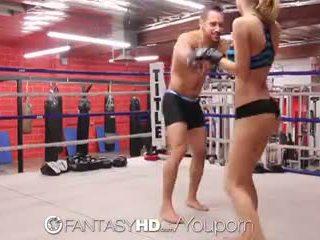 Hd fantasyhd - natalia starr wrestles tema viis sisse fuck session