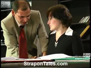 femdom, strapon, misturar
