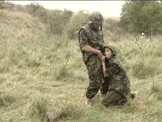 Militær treats fullt klassisk, gratis vintage porno 26