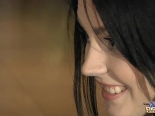 Kívánós fiatal lány eagers mert régi fasz