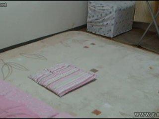 Peeping ιαπωνικό κορίτσι μπάνιο