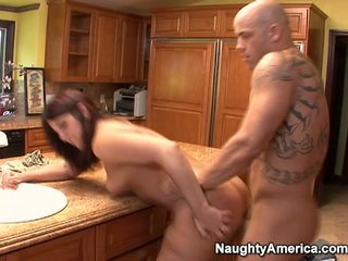 morena, hardcore sexo, nice ass