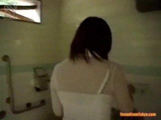 Oral xxx în the baths