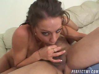 Vanessa lane appreciates buttlicking