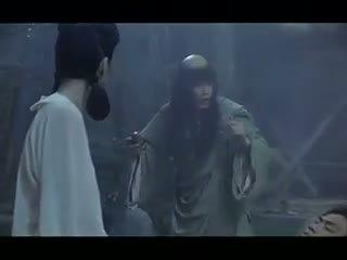Gammal kinesiska film - erotiska ghost berättelse iii: fria porr ef