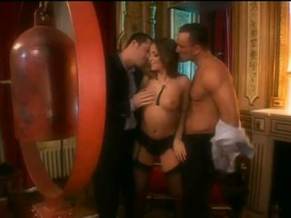 Oksana Threesome - Pornochic - Marc Dorcel Productions