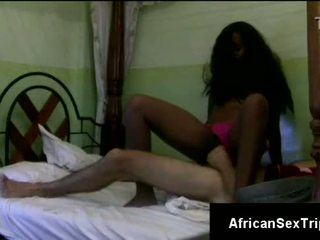 Hung valkoinen stuf pumps ylös afrikkalainen tytöt pillua ballsdeep doggykuvatyylin