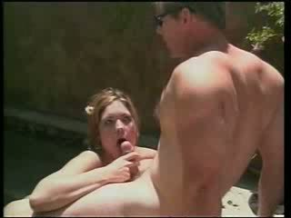 Seksualu rachel loves dulkinimasis apie sunny diena
