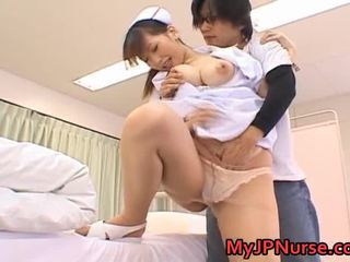 Spicy 3 Male Nurses Have Horny