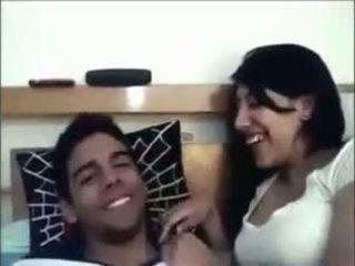 webcam, pijpbeurt, indisch