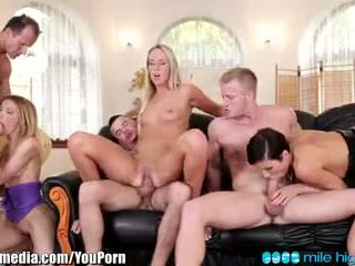 MileHigh Orgy for Horny Swinger Couples