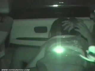 Galinė sėdynė mašina seksas voyeurism