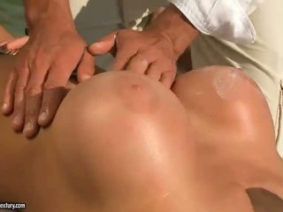 Aletta ocean enjoying sex auf boot