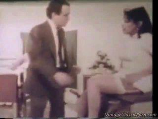 Ρετρό γαμήσι ο νοσοκόμα