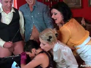Group Fucking And Pissing