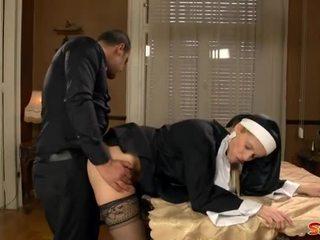 Frekk nonne