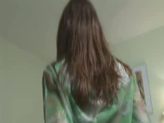 เซ็กซี่ ivana การทำ ความหรูหรา masturbation