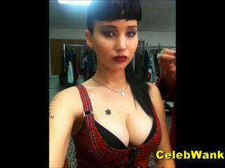 Perfetto nuda celebrità corpo jennifer lawrence casa leaks