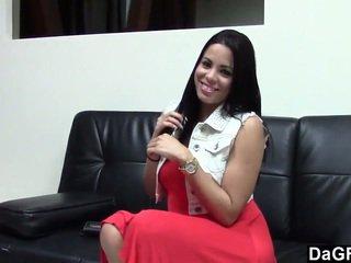 Kuba babe wants untuk menjadi sebuah bintang pornografi