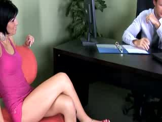 Jayden Williams is up for it with her stud doctor