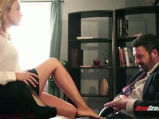 Karla Kush fucks her boss (HUUU)