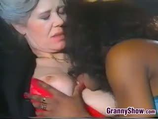 おばあちゃん, なめる, 古い+ヤング