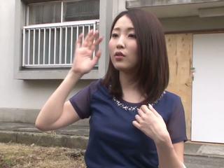 brunetka, japoński, masturbacja pochwy