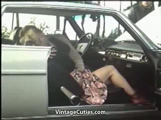 Μερικοί σέξι γαμήσι επί ο δρόμος
