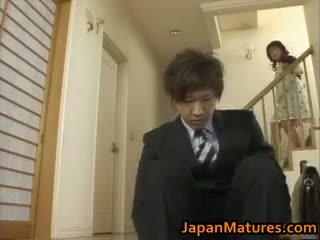 Hitomi kurosaki mature japonais femme part1