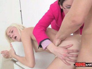 Samantha ryan takes chloe para dela toyboy