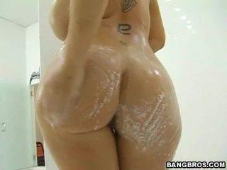 性交性愛, 大山雀, 淋浴