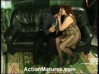 hardcore sexo, amadurece, porn maduras