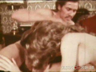 Vintage porno presilla desde la 1960s