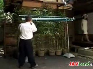 Japonská máma jsem rád šoustat sání ji neighbors kohout