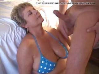 cum in mouth, grannies, matures