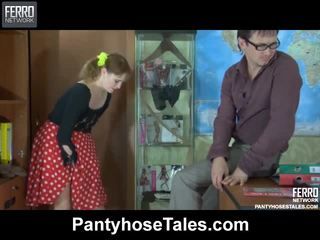 Awesome Pantyhose Tales Movie With Ama...