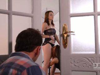 Lensman has yvk tuvalet ile makeup artist ve model