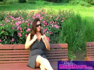 Maria moore - solo di park bench