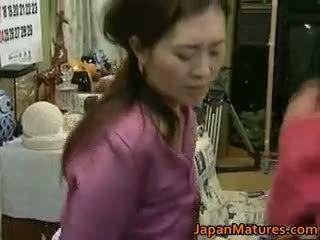 Japonez matura femeie este o beauty part4