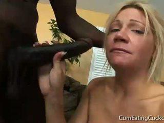 cuckold, pussy fucking, blowjob action