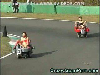Šílený f1 japonsko porno!