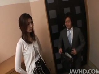 japanisch, frau freundlich, blowjob