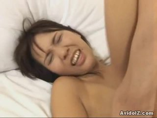 Riho Asakura Has Weenie Inside Bottomless