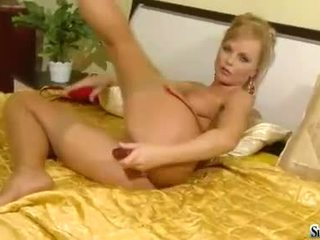 Sylvia Saint seriously needs a rockhard cock to fuck her the way she wanted