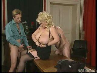 bbw, seks në grup, gjermanisht