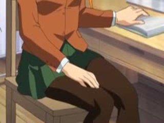 Incredible Romance Anime Video With Uncensored Futanari,