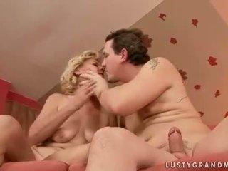 Lusty Grannies Hard Fucking Compilation