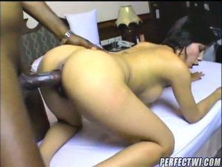 hardcore sex, anální sex, interracial