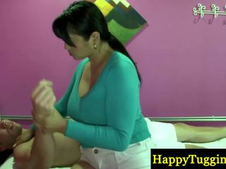 Real tailandesa masseuse playthings cerca a zonker
